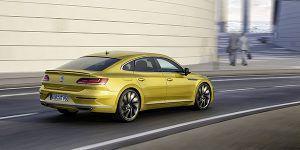 Nuevo Volkswagen Arteon trasera - PUNTA TACÓN TV