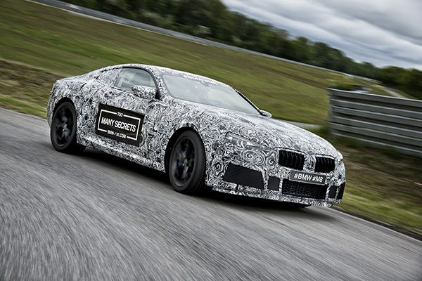 Prototipo BMW M8 - PUNTA TACÓN TV