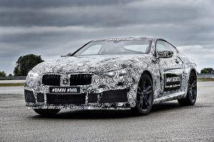 Prototipo BMW M8 frente - PUNTA TACÓN TV
