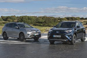 Toyota RAV 4 hybrid feel! edition - PUNTA TACÓN TV