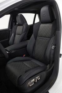 Interior Lexus LS 500h F Sport - PUNTA TACÓN TV