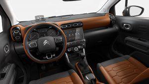 Interior Nuevo Citroën C3 Aircross - PUNTA TACÓN TV