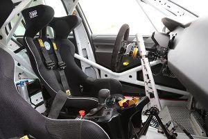 Interior Volkswagen Golf GTI TCR - PUNTA TACÓN TV