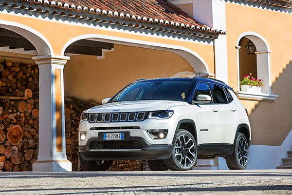 Jeep Compass - PUNTA TACÓN TV