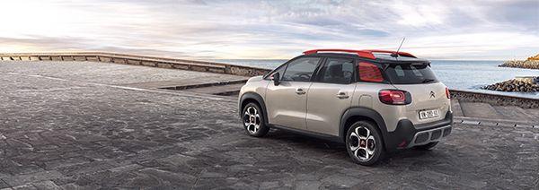 Nuevo Citroën C3 Aircross - PUNTA TACÓN TV
