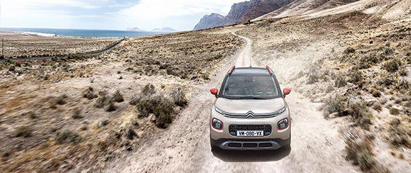 Nuevo Citroën C3 Aircross frente - PUNTA TACÓN TV