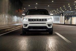Nuevo Jeep Compass frente - PUNTA TACÓN TV