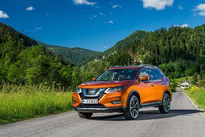 Nuevo Nissan X-Trail frente - PUNTA TACÓN TV