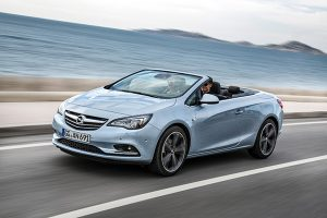 Opel Cabrio Sport Edition - PUNTA TACÓN TV