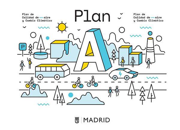 Plan A del Ayuntamiento de Madrid - PUNTA TACÓN TV