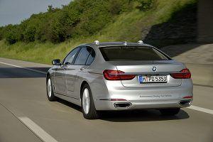 Pruebas conducción autónoma de BMW - PUNTA TACÓN TV