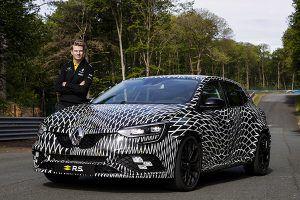 Test futuro Renault Mégane RS - PUNTA TACÓN TV