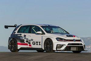 Volkswagen Golf GTI TCR - PUNTA TACÓN TV