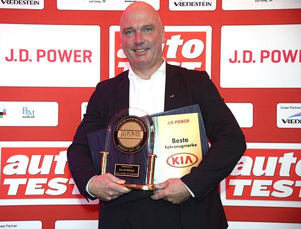 Kia JD Power - PUNTA TACÓN TV