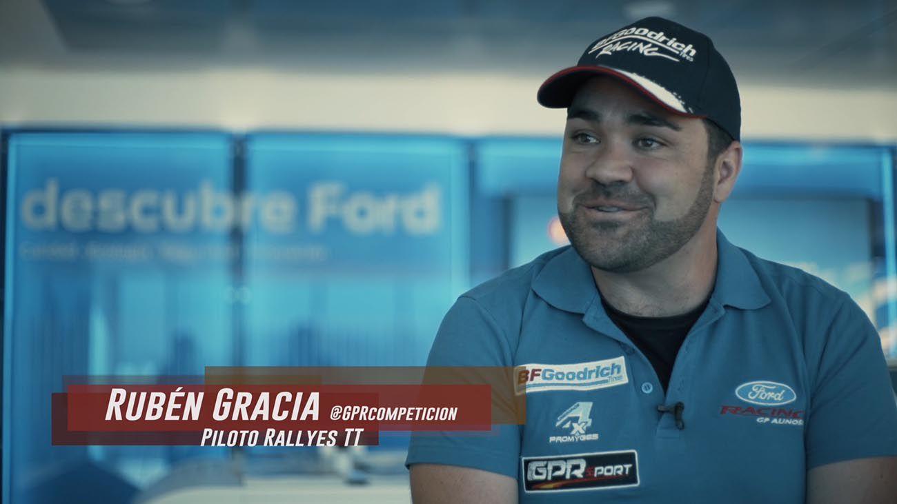Rubén Gracia - PUNTA TACON