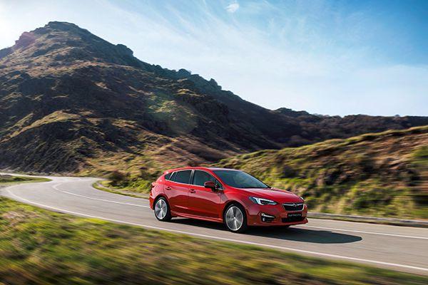 Subaru Impreza 2018 - PUNTA TACÓN TV