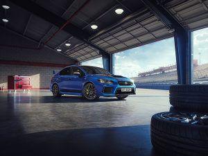 Subaru WRX STI 2018 - PUNTA TACÓN TV