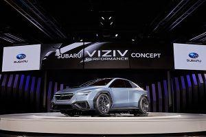 Subaru VIZIV Performance Concept - PUNTA TACÓN TV