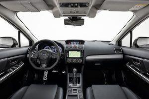 Interior Subaru Levorg - PUNTA TACÓN TV