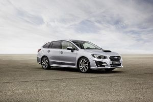Subaru Levorg - PUNTA TACÓN TV