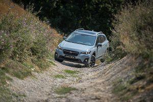 Cualidades offroad Subaru XV - PUNTA TACÓN TV
