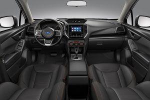 Interior nuevo Subaru XV - PUNTA TACÓN TV