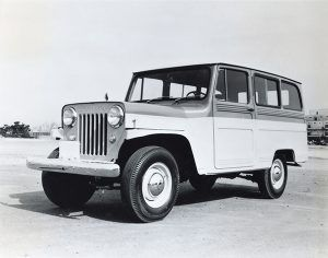 Mitsubishi Jeep J3 1956 - PUNTA TACÓN TV
