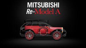 Mitsubishi Re-Model A - PUNTA TACÓN TV
