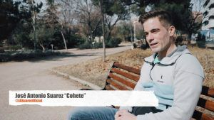 """Jose Antonio Suarez """"Cohete"""" - Punta Tacon"""