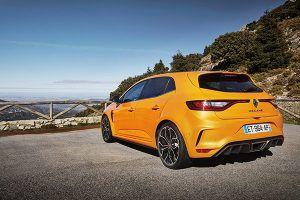 Nuevo Renault Mégane R.S. trasera - PUNTA TACÓN TV