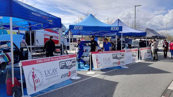 FMC-UCAV Racing Engineering - PUNTA TACÓN TV