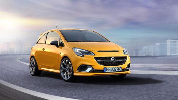 Nuevo Opel Corsa GSi - PUNTA TACÓN TV