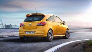 Nuevo Opel Corsa GSi posterior - PUNTA TACÓN TV