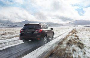 Subaru Outback Executive Plus-S posterior - PUNTA TACÓN TV