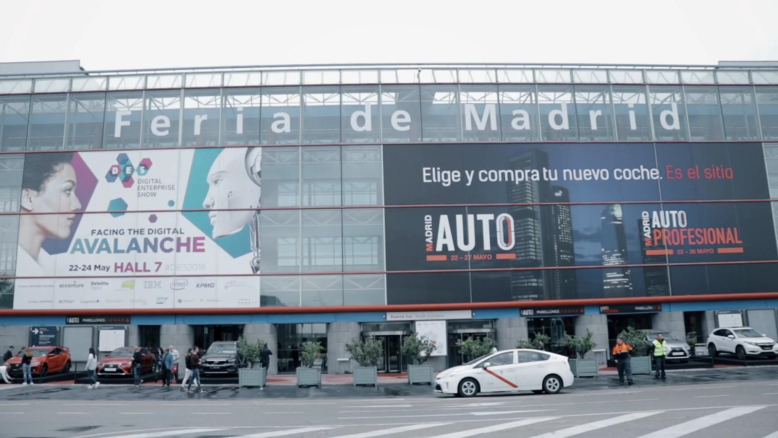 MADRID Auto 2018 - PUNTA TACON