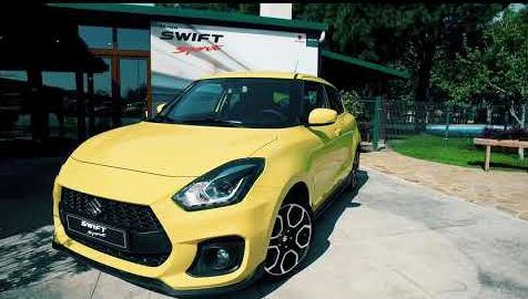 Suzuki Swift Sport - PUNTA TACON