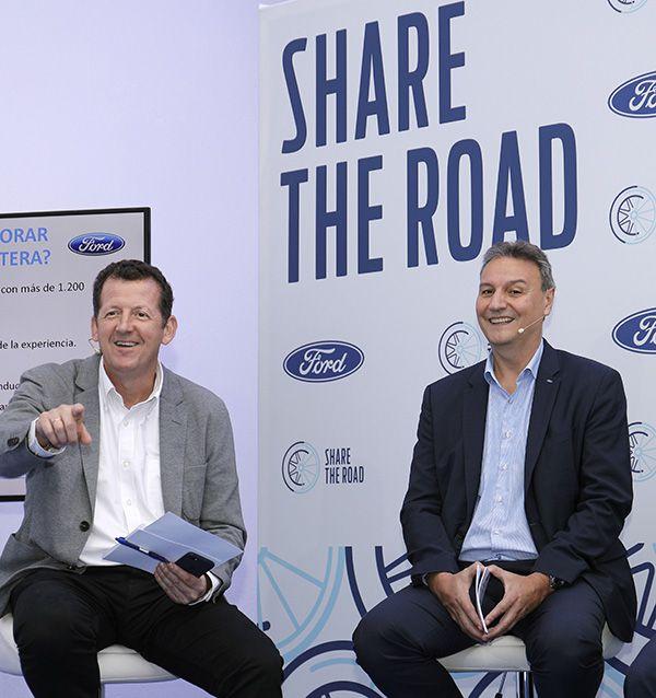 Presentacion Share the Road en Madrid - PUNTA TACÓN TV