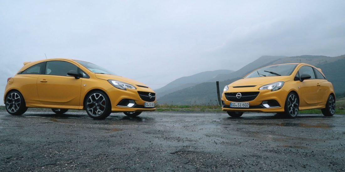 Opel Corsa GSi - PUNTA TACON