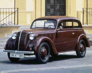Opel Kadett - PUNTA TACÓN TV