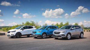 Familia X de Opel - PUNTA TACÓN TV