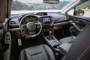Interior Subaru XV Executive Plus - PUNTA TACÓN TV