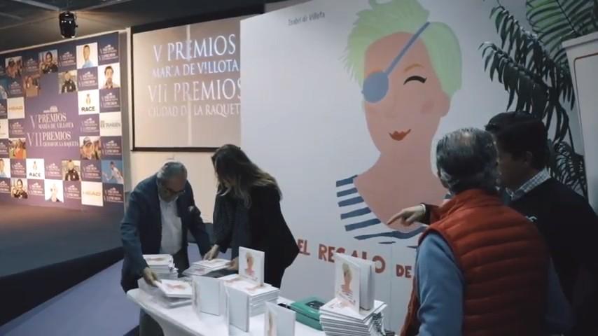 Premios María de Villota - PUNTA TACON
