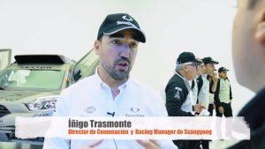 SsangYong Rexton DKR - PUNTA TACON