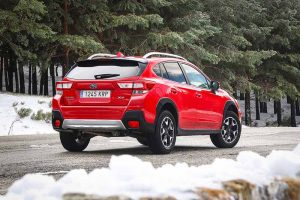 Subaru XV Executive Plus Trasera - PUNTA TACÓN TV
