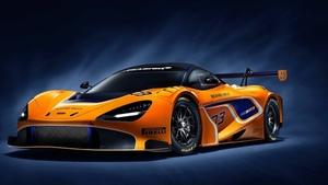 McLaren 720S GT3 - PUNTA TACÓN TV