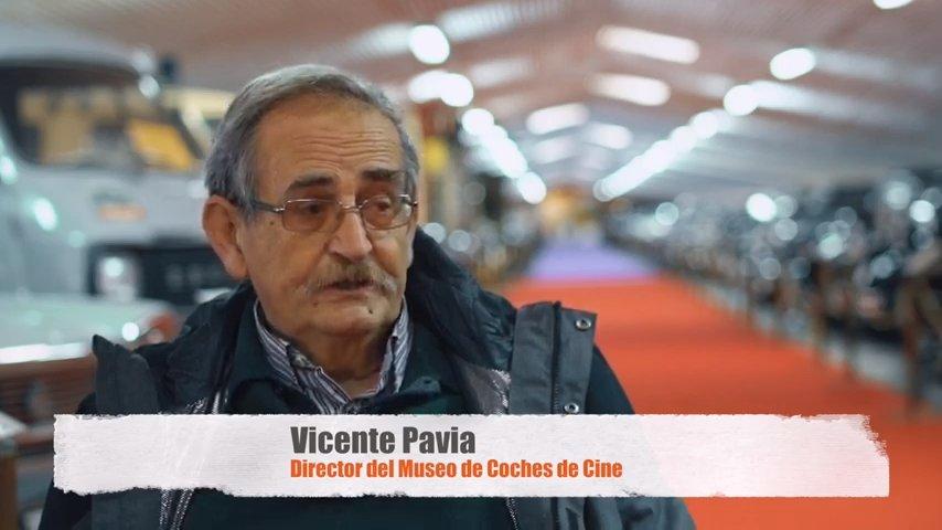 Museo de Coches de Cine - PUNTA TACON