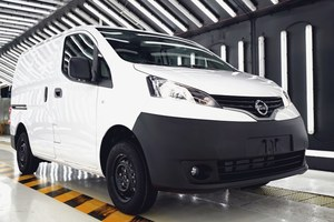 Nissan NV200 - PUNTA TACÓN TV