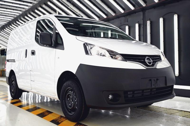 Nissan NV200 - PUNTA TACÓN TV