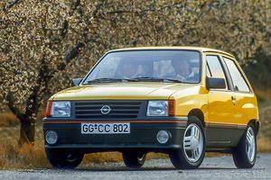 Opel Corsa GT - PUNTA TACÓN TV