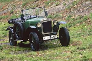 Opel Laubfrosch - PUNTA TACÓN TV